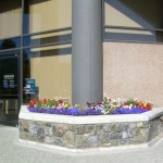 Alaska Commercial Landscaping Commercial Annual Flowers Planting and Maintenance