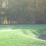 Alaska Commercial Landscaping Commercial Golf Course Installation for Gated Community - After B