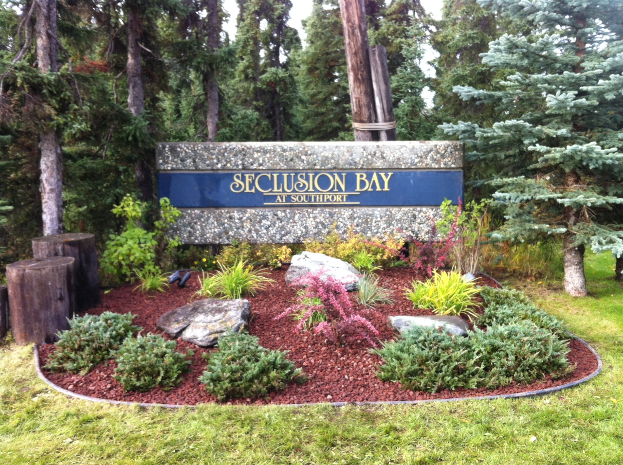 Alaska commercial landscaping for Commercial landscaping