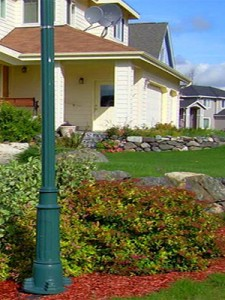 Residential Landscaping in Anchorage Alaska