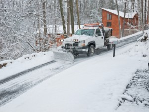 Commercial Snow Removal Alaska