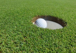 Anchorage golf green specialist Arctic Green LLC has extensive experience growing lush green grass in Alaska.