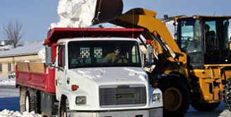 Snow Hauling and Removal in Anchorage, AK