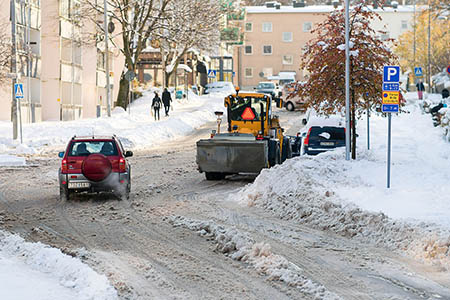 snow removal service in Anchorage Alaska Arctic Green LLC